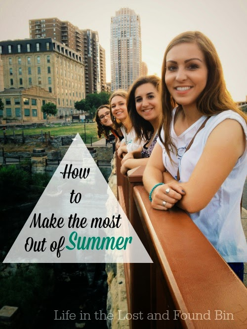 How to Make the Most Out of the End Of Summer